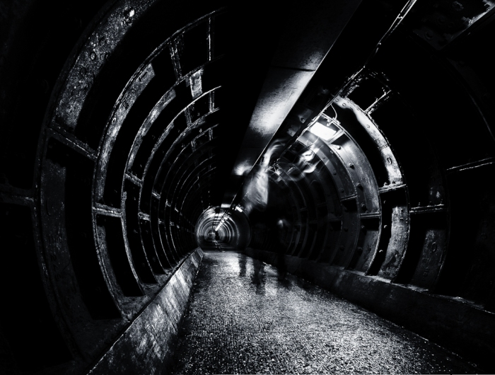 Greenwich Tunnel Ghosts