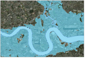 Thames Flood Zone
